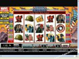 tragamonedas casino Captain America CryptoLogic