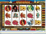 tragamonedas casino Conan The Barbarian CryptoLogic
