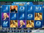 tragamonedas casino Fantastic Four Playtech