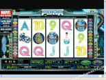 tragamonedas casino Fantastic Four CryptoLogic