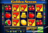 tragamonedas casino Golden Sevens Novomatic