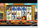 tragamonedas casino Iron Man CryptoLogic